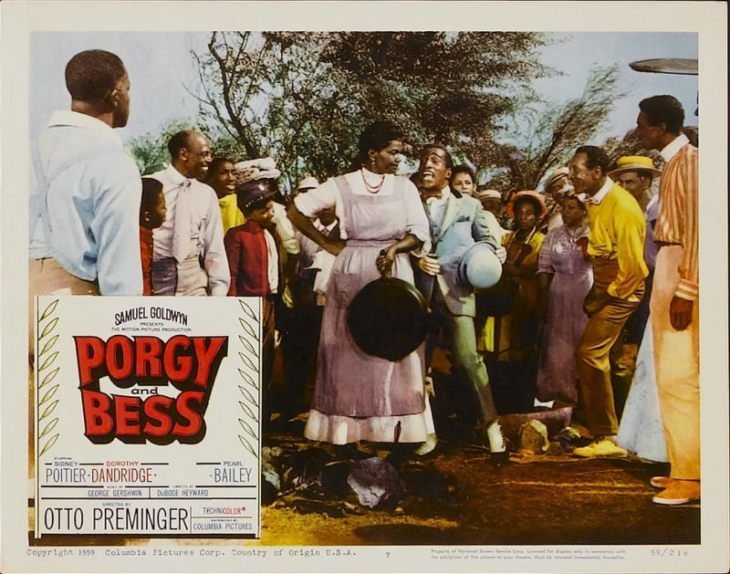 Porgy and Bess: Pearl Bailey and Sammy Davis Jr
