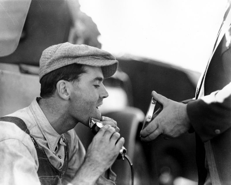 Henry Fonda, Behind the Scenes The Grapes of Wrath