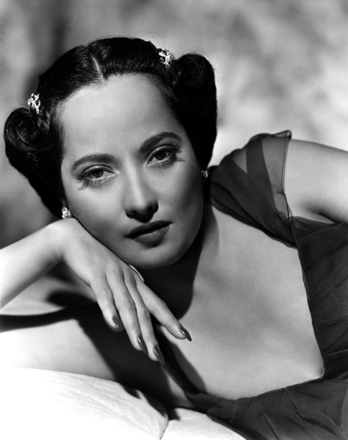 Merle Oberon, Affectionately Yours