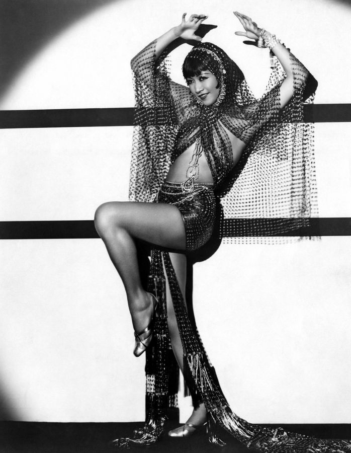 Anna May Wong, Shanghai Express