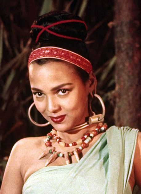 Dorothy Dandridge, Tarzan's Peril