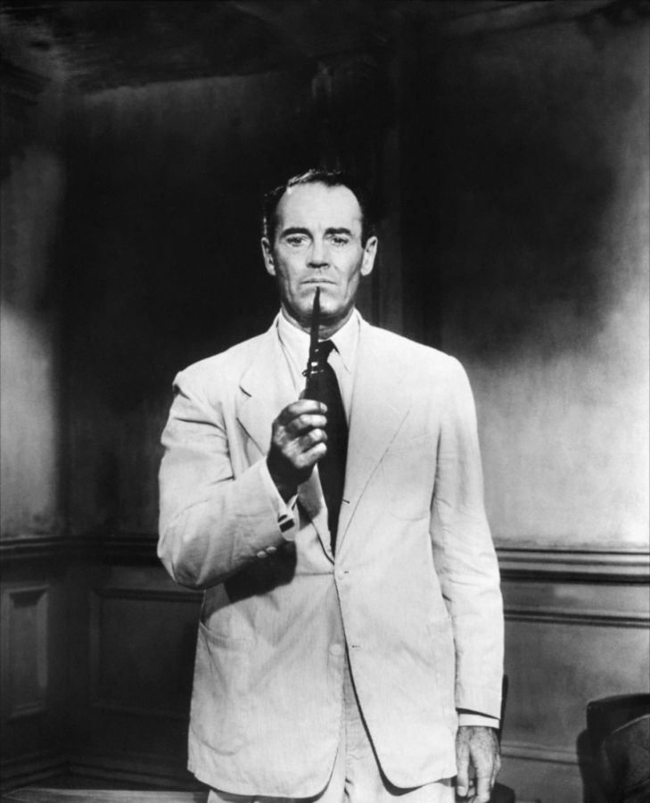 Henry Fonda, 12 Angry Men