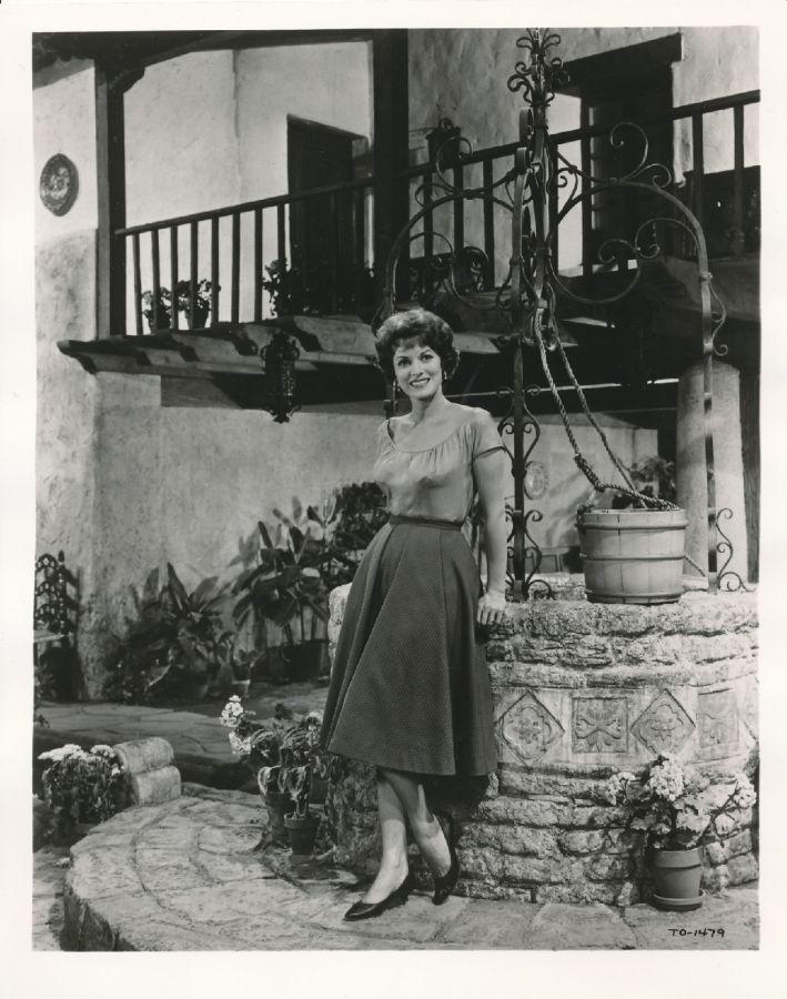 Maureen O'Hara, The Parent Trap