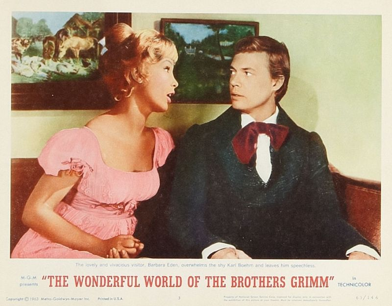 Barbara Eden and Karl Boehm, The Wonderful World of the Brothers Grimm