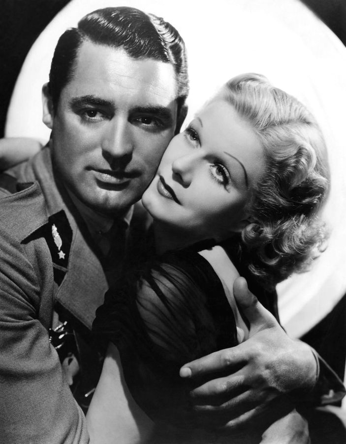 Cary Grant and Jean Harlow, Suzy