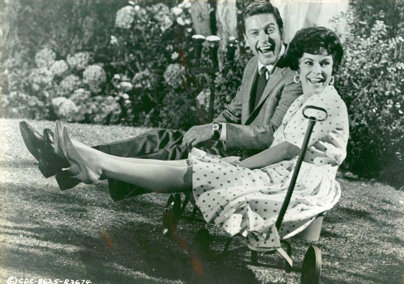Dick Van Dyke and Janet Leigh, Bye Bye Birdie