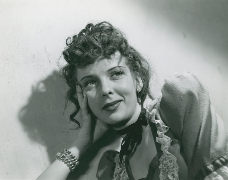 Ida Lupino, The Light that Failed