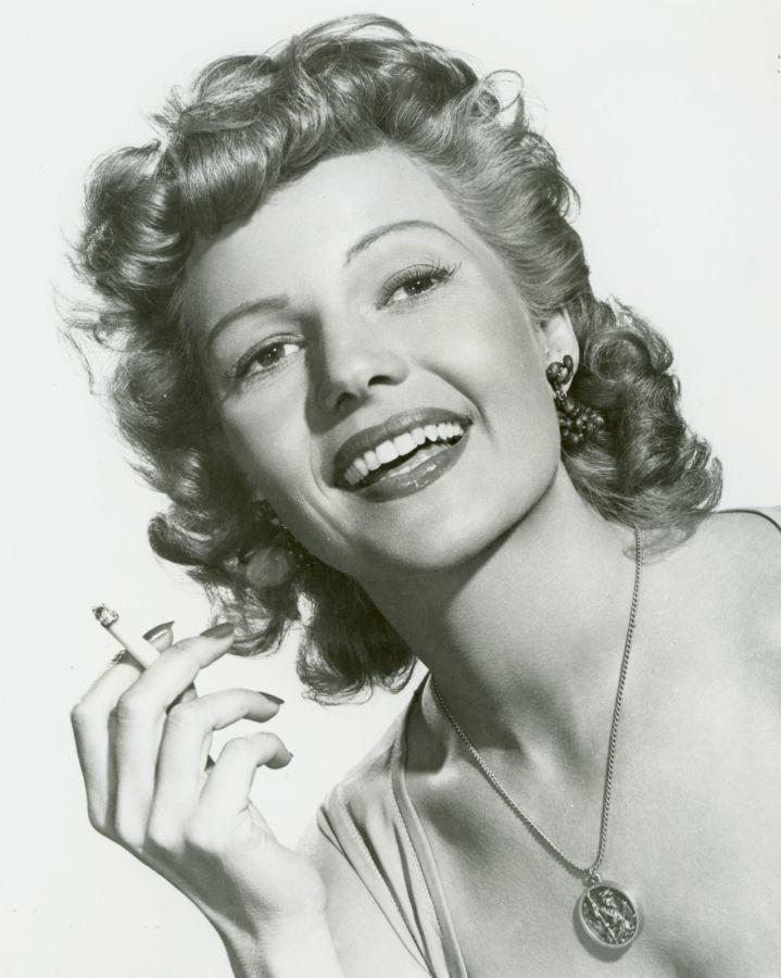 Rita Hayworth, Miss Sadie Thompson