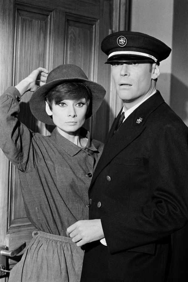 Audrey Hepburn and Peter O'Toole, How to Steal a Million