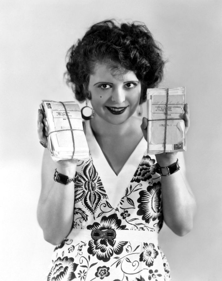 Clara Bow, The Fleet's In