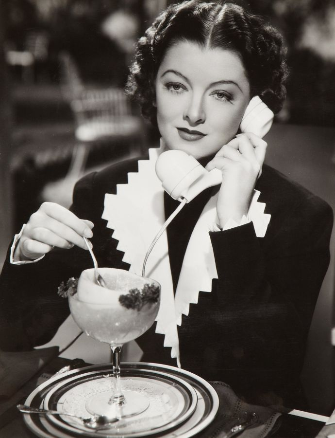 Myrna Loy, Double Wedding