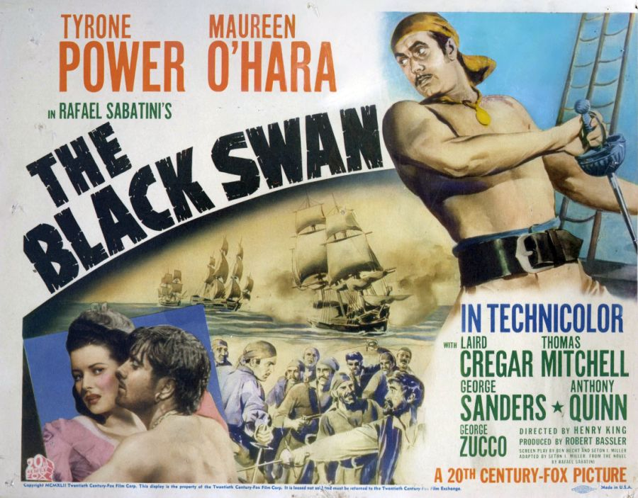 The Black Swan Movie Poster