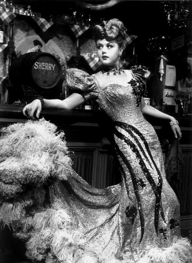 Angela Lansbury, The Harvey Girls