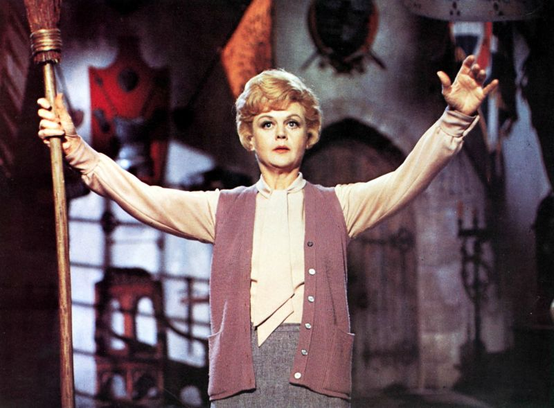 Angela Lansbury, Bedknobs and Broomsticks