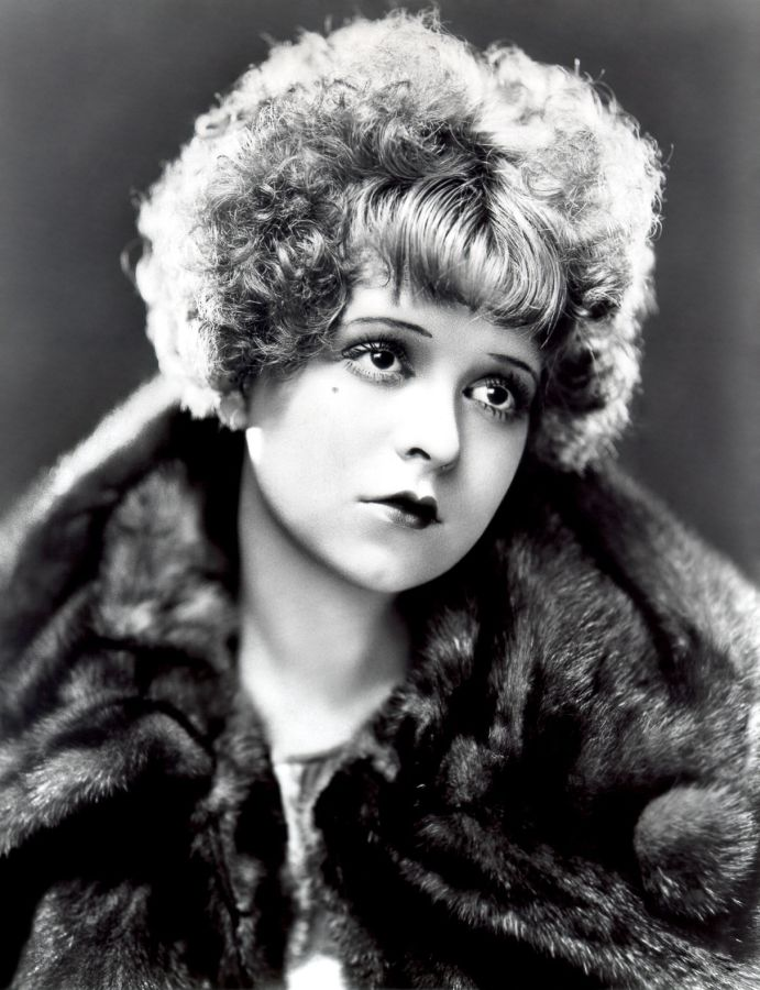 Clara Bow, Wine Promotional Photo
