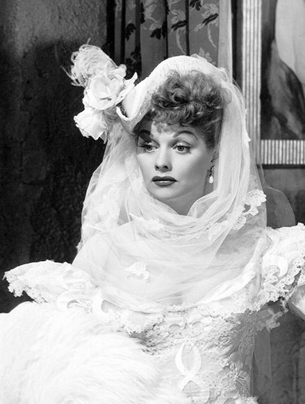 Lucille Ball, Lured