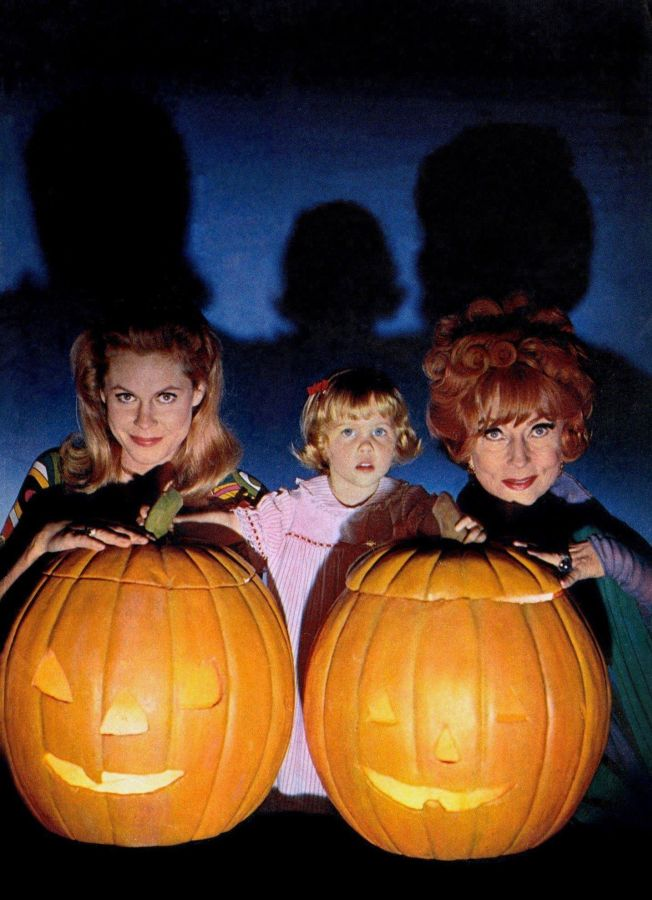 Bewitched Halloween