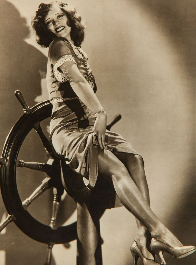 Clara Bow, True to the Navy