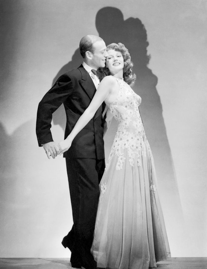 Fred Astaire and Rita Hayworth, You Were Never Lovelier