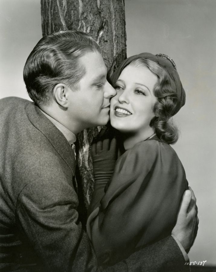 Jeanette MacDonald and Nelson Eddy, Sweethearts