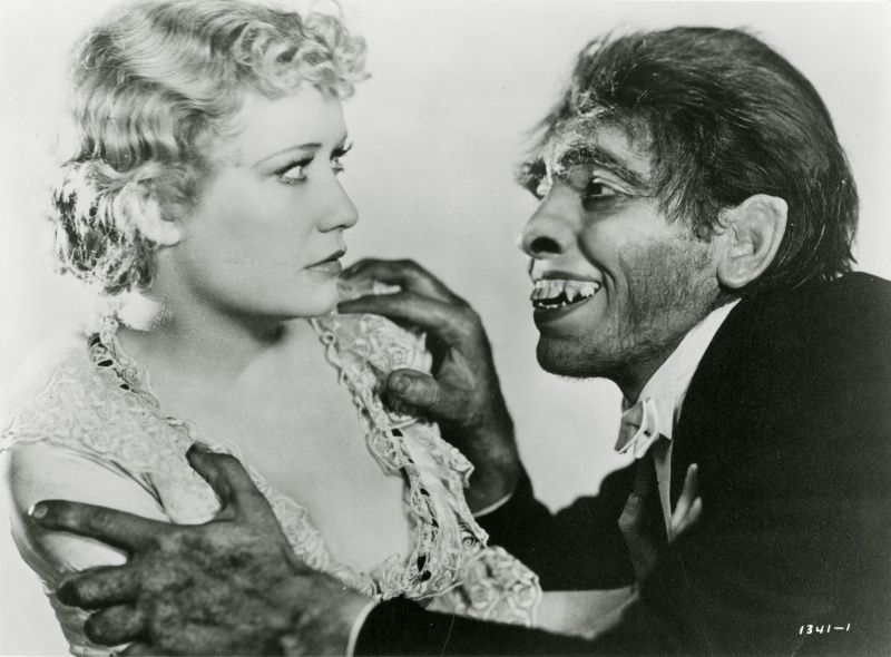 Miriam Hopkins and Fredric March, Dr. Jekyll and Mr. Hyde