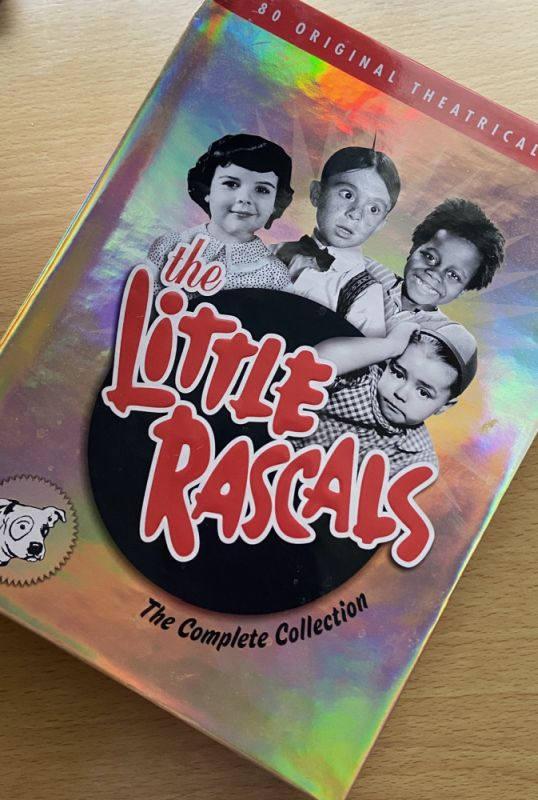 The Little Rascals Complete Collection on DVD