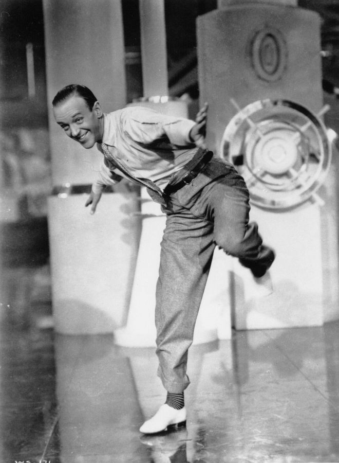Fred Astaire, Shall We Dance