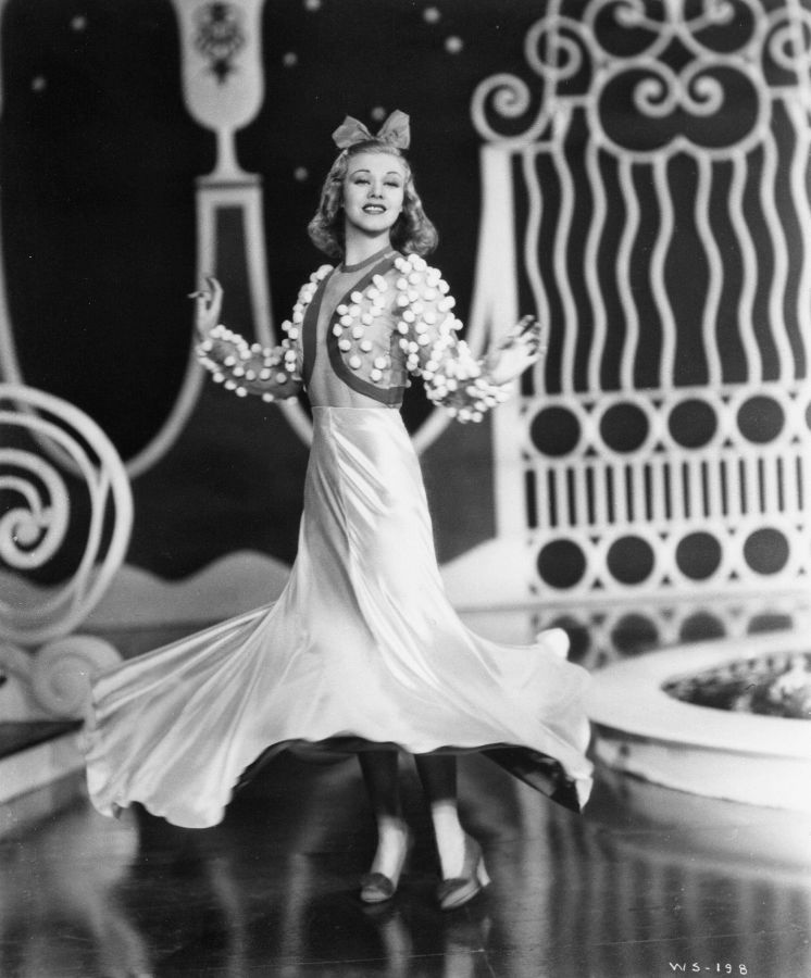 Ginger Rogers, Shall We Dance
