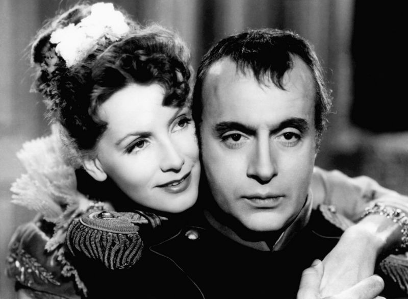 Greta Garbo and Charles Boyer, Conquest