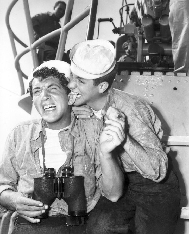 Jerry Lewis and Dean Martin, Sailor Beware