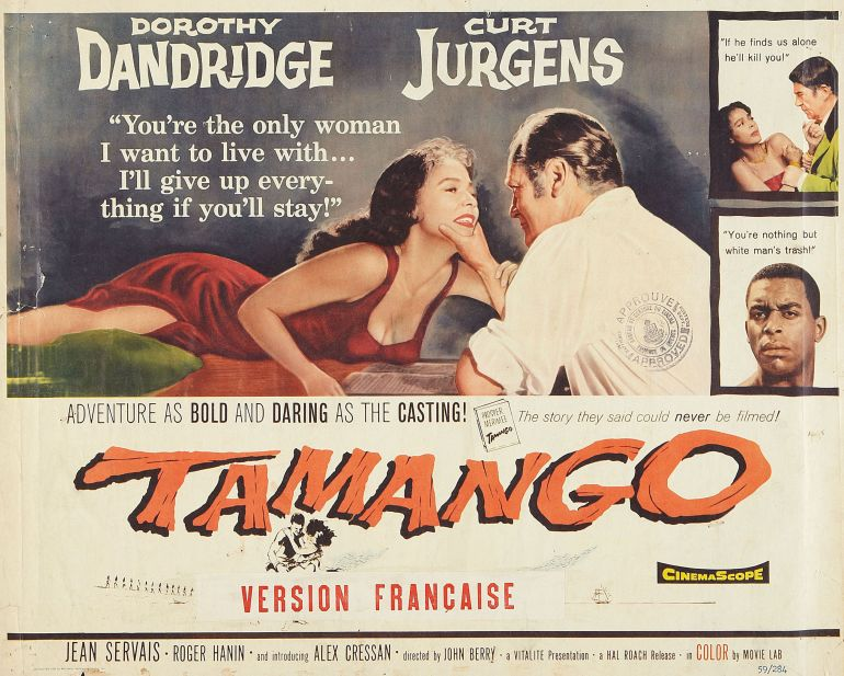 Tamango Lobby Card