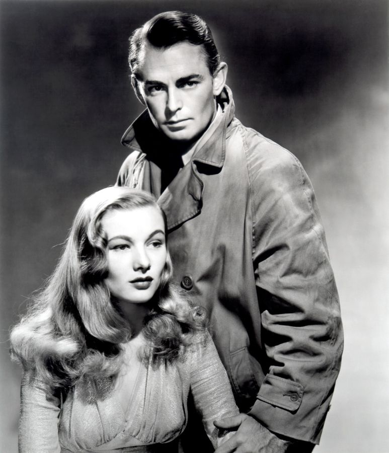 Veronica Lake Alan Ladd, This Gun for Hire