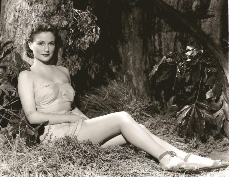Virginia Huston, Tarzan's Peril