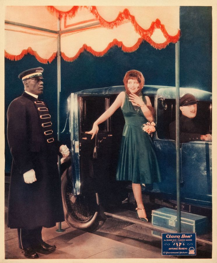 Clara Bow, It Lobby Card