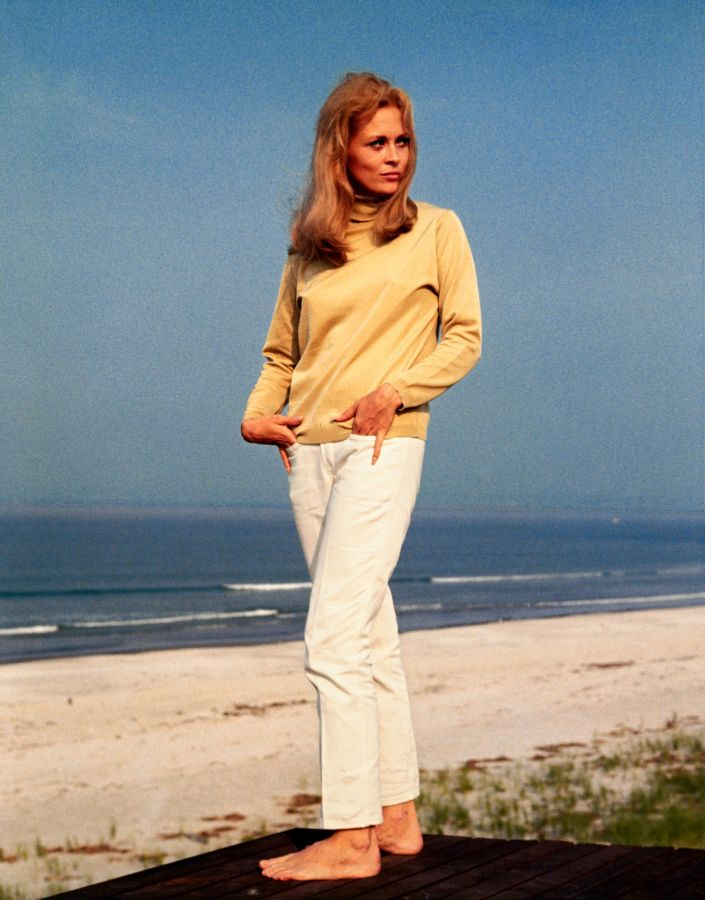 Faye Dunaway, The Thomas Crown Affair