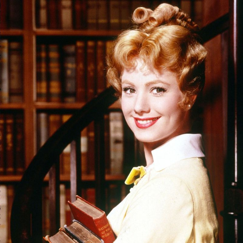 Shirley Jones in The Music Man