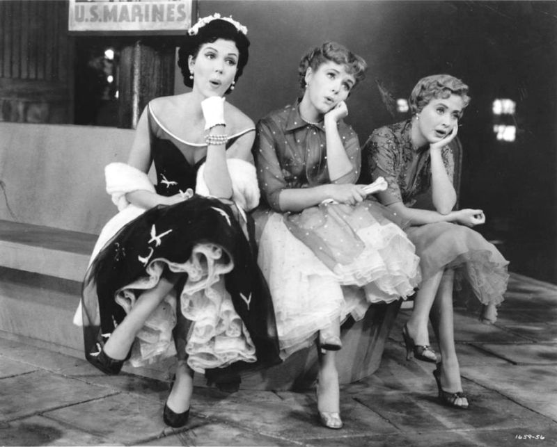 Ann Miller, Debbie Reynolds, and Jane Powell - Hit the Deck