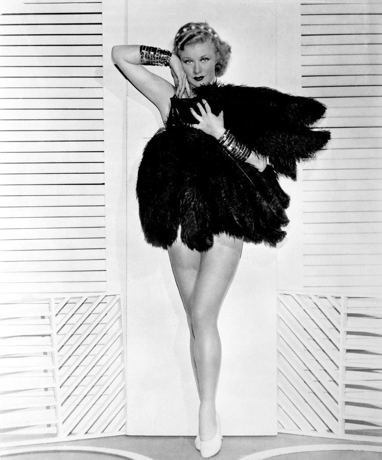 Ginger Rogers, Sitting Pretty