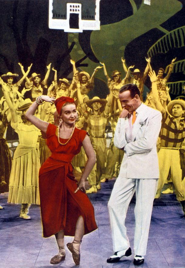 Fred Astaire and Jane Powell, Royal Wedding