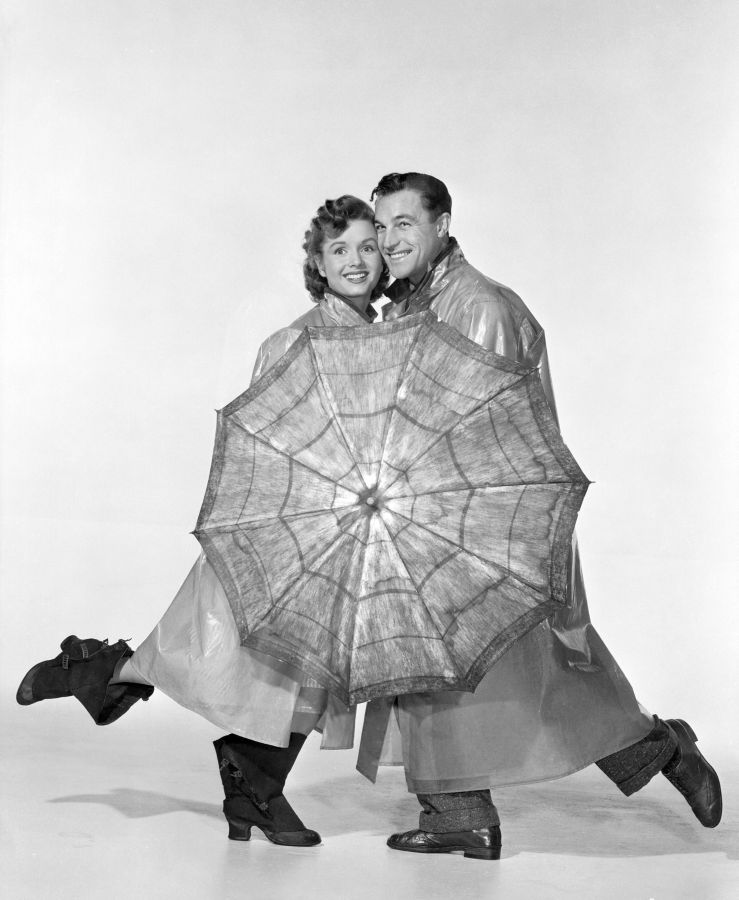 Gene Kelly and Debbie Reynolds, Singin' in the Rain