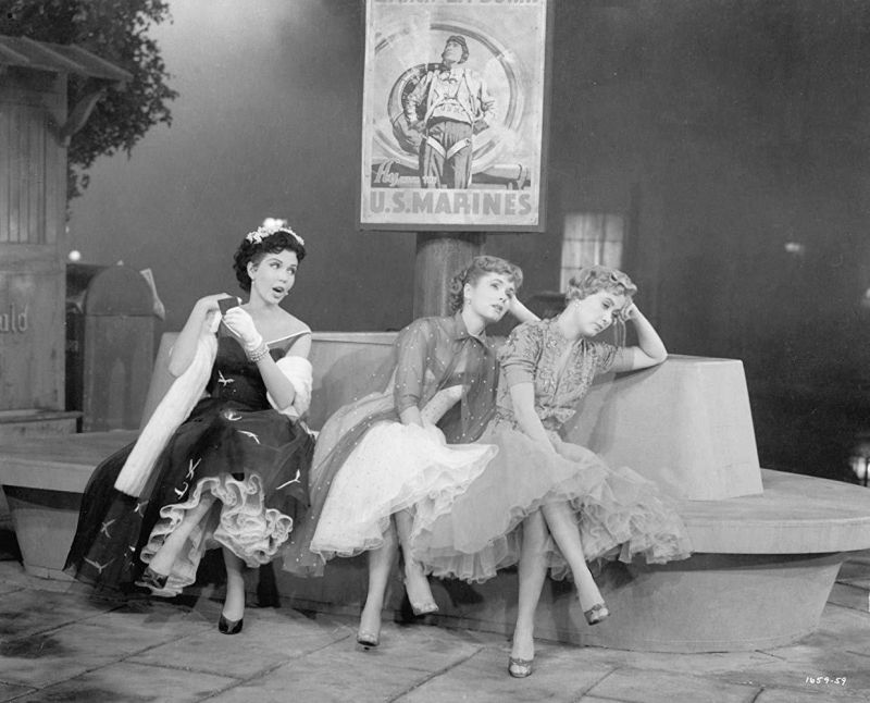 Hit the Deck: Ann Miller, Debbie Reynolds, and Jane Powell