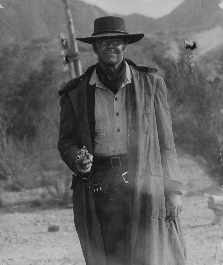 Henry Fonda, Once Upon a Time in the West