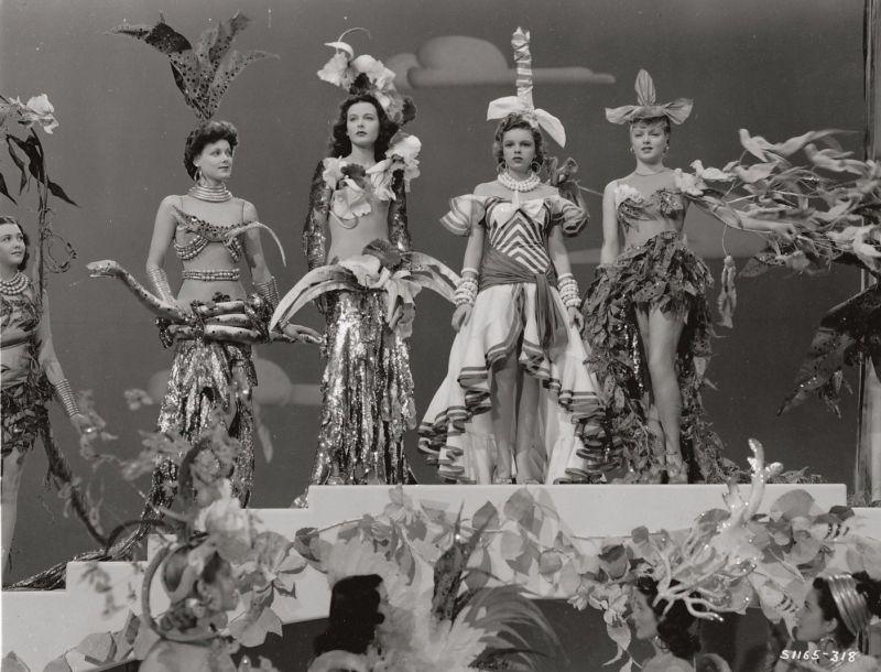 Behind the Scenes of Ziegfeld Girl