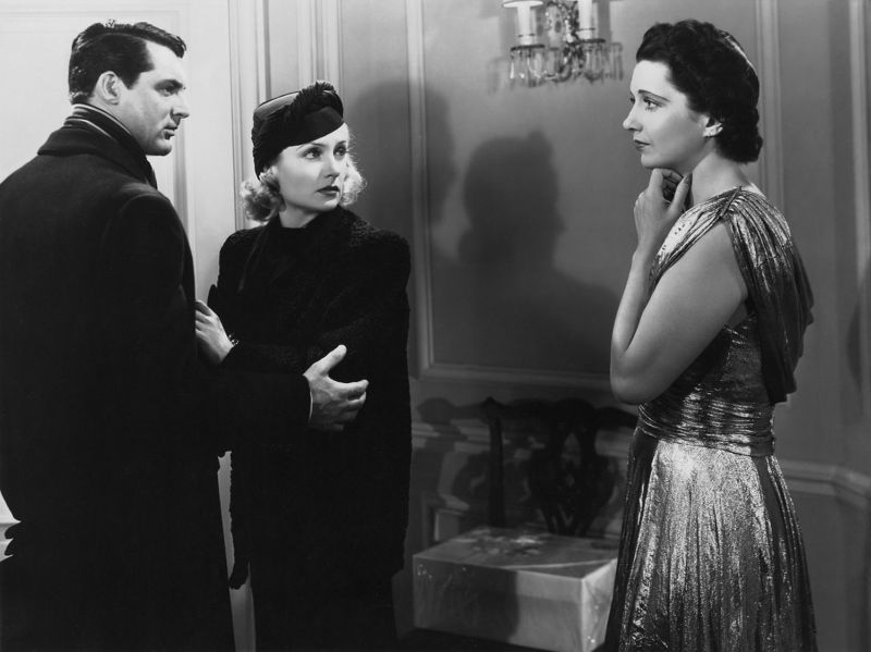 Cary Grant, Carole Lombard and Kay Francis In Name Only