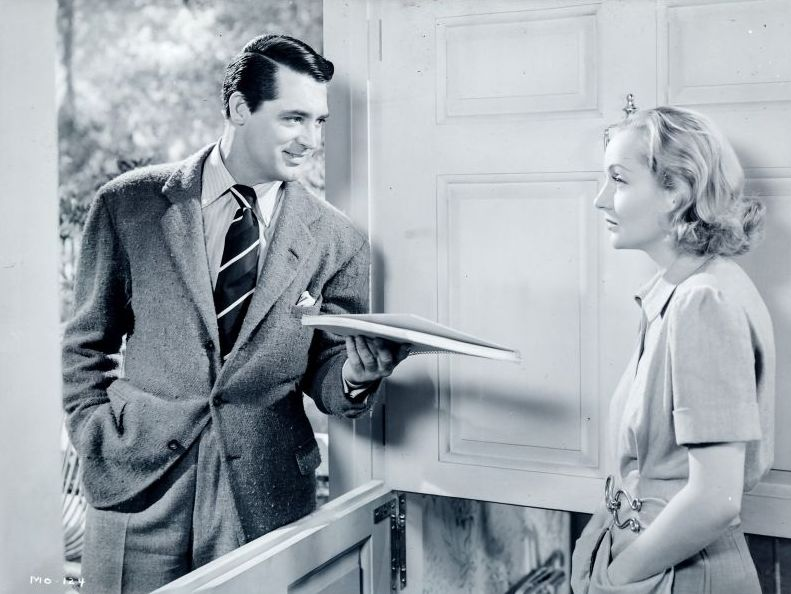Carole Lombard and Cary Grant, In Name Only