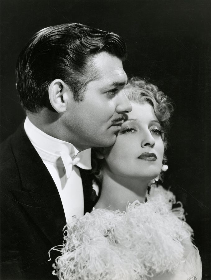 Clark Gable and Jeanette MacDonald, San Francisco