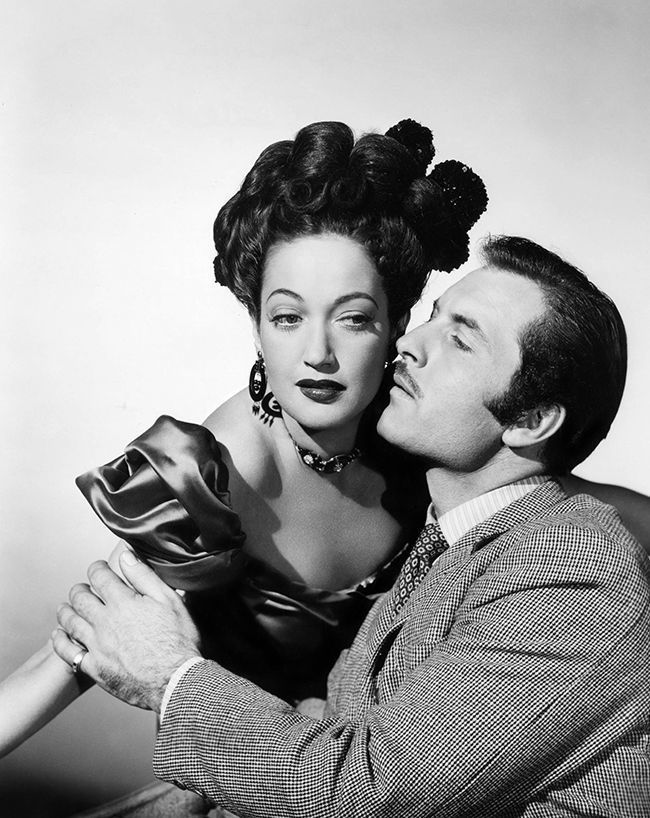 Dorothy Lamour and George Montgomery, Lulu Belle