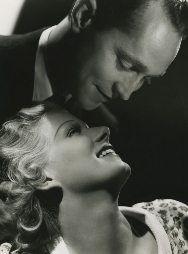 Franchot Tone and Jean Harlow in Suzy