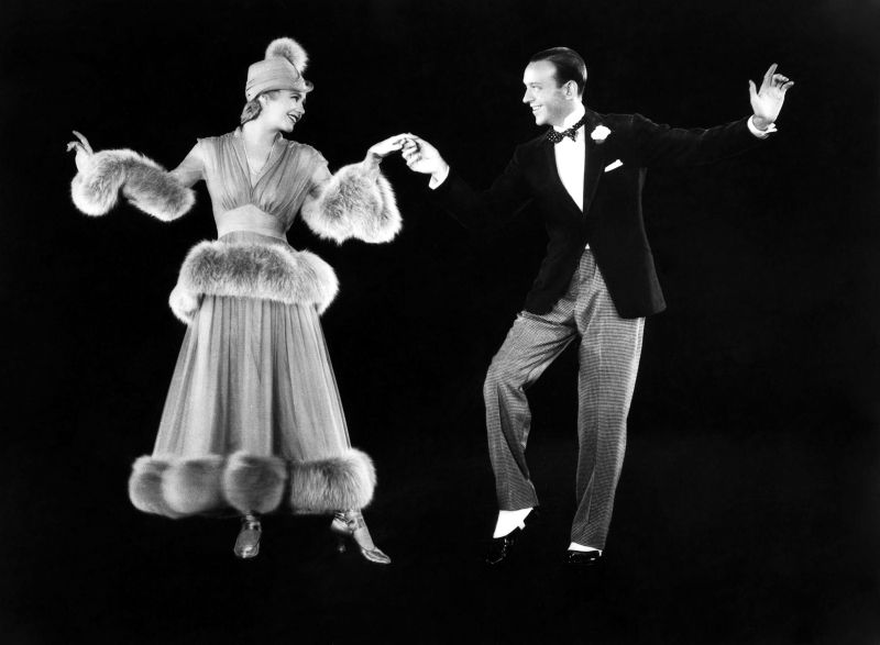 Ginger Rogers and Fred Astaire, The Story of Vernon and Irene Castle