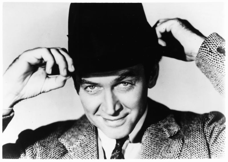 James Stewart, Harvey Promotional Photo